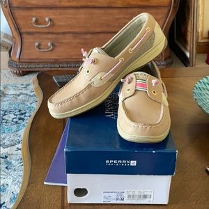 Sperry Top-Sider Rainbowfish Slip-on Loafer Shoes